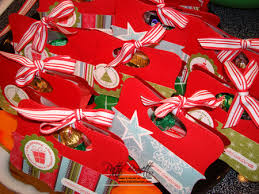 christmas goody bags top note die goodie bags for christmas craft tutorials