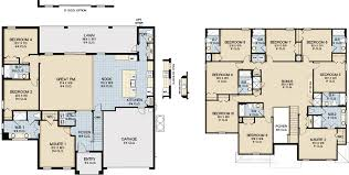 7 Bedroom Floor Plans Sonoma Resort Vacation Homes By Park Square Homes