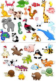 animal cartoon images free download clip art free clip art