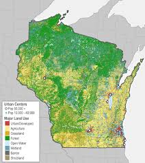 Wisconsin vegetaion images Searching for the rural urban divide in wisconsin wiscontext jpg