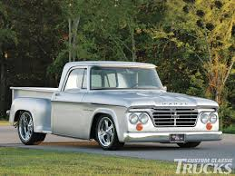 Classic Chevy Trucks 1965 - 1965 dodge d100 rod network