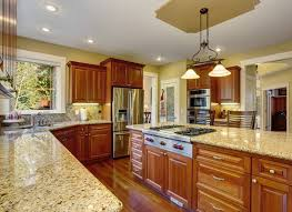 Counter Kitchen Design Best 25 Light Oak Cabinets With Granite Ideas On Pinterest