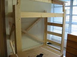 Free Loft Bed Plans For College by Review Plan Extras