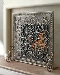lovely decorative fireplace covers suzannawinter com