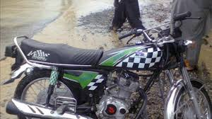honda cg honda cg 125 fawad video dailymotion