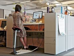 ergonomic standing desk stool youtube