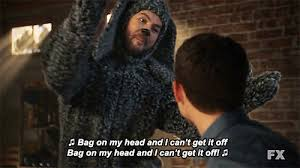 Wilfred Meme - tv gifs of the week and the best of george costanza