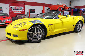 used c6 corvettes for sale 2011 chevrolet corvette grand sport convertible stock m6081 for