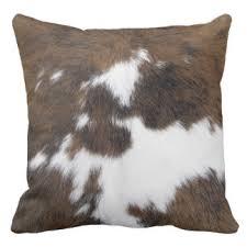 Cowhide Pillows Cowhide Pillows Decorative U0026 Throw Pillows Zazzle