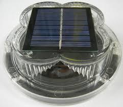 solar dock lights solar dock lighting pilotlights net