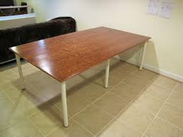 diy folding sewing table sewing table from 4 x 8 plywood game room pinterest plywood