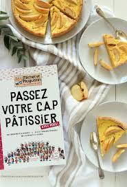 livre de cuisine cap dans la cuisine de livre passez votre cap pâtissier avec