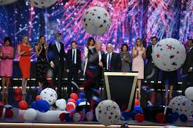 The Trump Family by Republican National Convention Day 4 Updates The Washington Post