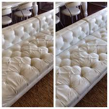 How To Clean White Leather Sofa How Do You Clean A White Leather Sofa Homedesignview Co