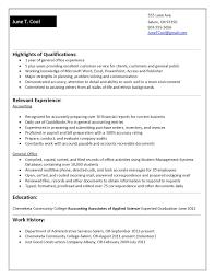 resume templates accounting assistant job summary exle homework help finkelstein finkelstein memorial library