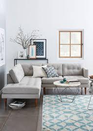 Living Room Ideas With Grey Sofa Get Grey Sofa Colour Scheme Ideas For Your Room