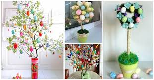 easter egg trees easter tree decor archives my amazing things