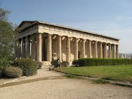 temple of hephaestus wikipedia