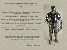 new covenant journal u2020 spiritual warfare and the armour of god