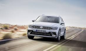 tiguan volkswagen 2015 2017 vw tiguan is bigger more mature and more premium
