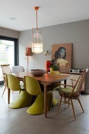 designer stühle esszimmer panton stuhl der klassiker unter den designer stühlen
