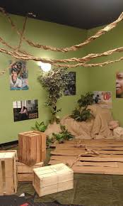 34 best vbs images on pinterest jungle safari safari theme and paper vines from twisted brown roll paper