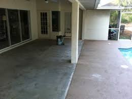 pool deck spray textures decorative concrete experts