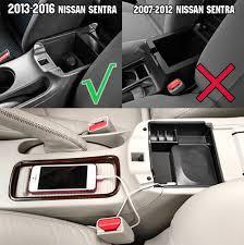 fit for nissan sentra pulsar sylphy 2013 2014 2015 2017 armrest