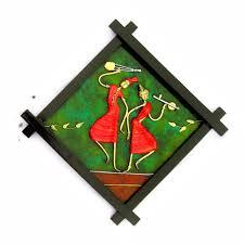 Flag Of Bengal 12x12 Wall Hanging For Home Decoration U2013 Rupantar Art