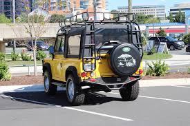 land rover 1997 1997 land rover defender 90 90 stock 5w004329b for sale near