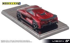 nissan supercar concept modeler u0027s md43006re 1 43 nissan concept 2020 vision gran turismo