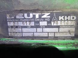 deutz mit falschem motor identifizierung deutz forum