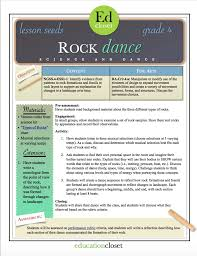 Types Of Rocks Rock Dance One Standard Four Seeds Educationcloset