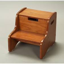 furniture exciting furniture design with brown wooden step stool