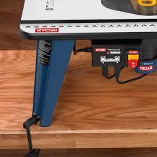 Ridgid Router Table Ryobi Tools