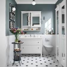 ikea bathroom design ideas a traditional approach to a tidy bathroom the ikea hemnes bathroom