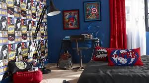 chambre marvel déco chambre marvel
