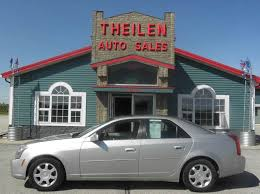 2003 cadillac cts 4dr sedan in clear lake ia theilen auto sales
