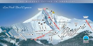 Big Sky Trail Map Big Sky Alpine Adventures Luxury Ski Vacationsalpine