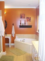 Orange Bathroom Ideas Colors 41 Best Bathroom In Orange Color Images On Pinterest Bathroom