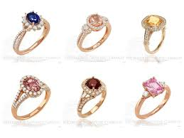 top gold rings images Sapphire engagement rings the 10 ten trends for spring jpg