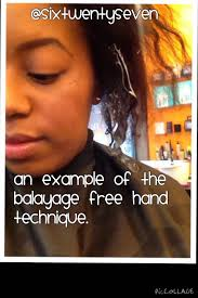 black hair salons in seattle six twenty seven balayage results on natural african american hair