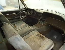 1961 Thunderbird Interior Well Done Bird 1963 Thunderbird Landau
