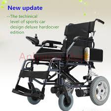 sedia elettrica per disabili rolevin portatile batteria al litio alimentazione elettrica sedia