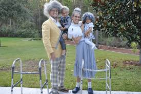 family costumes make this memorable with themed family costumes