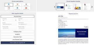 free email signature generators to create professional email signature