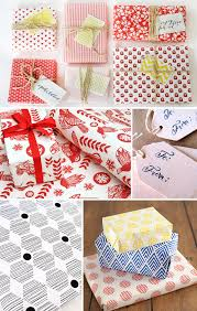 beautiful wrapping paper gift wrap inspiration part 2