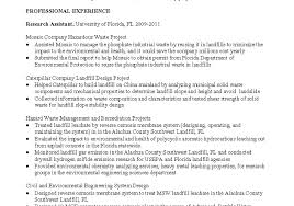 Civil Engineer Resume Examples by Asic Verification Engineer Sample Resume 15 Asic Verification