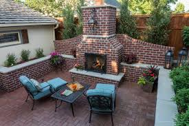 Patio Landscape Design Small Backyard Landscape In St Paul New Orleans Style Southview