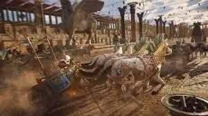 Ancient Origins Of Halloween Watch 30 Minutes Of Assassin U0027s Creed Origins 4k Gameplay Polygon